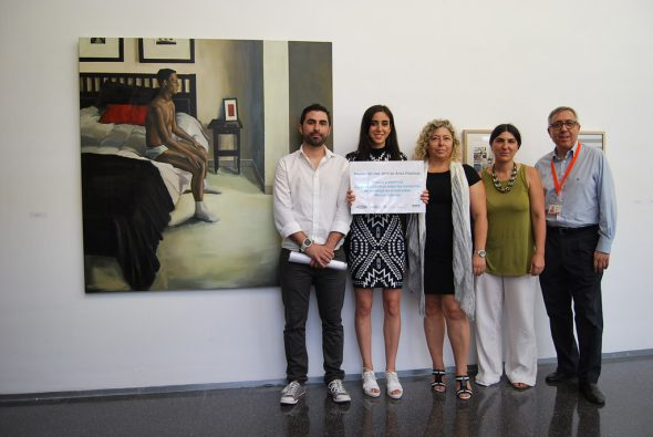 Opening of the exhibition 'Painting and Anxiety'
