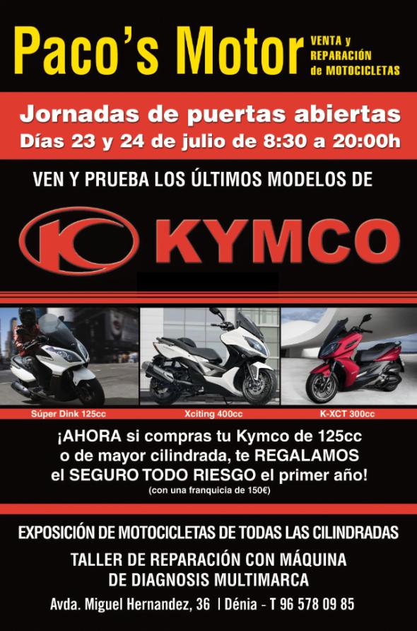 KYMCO Paco's Motor