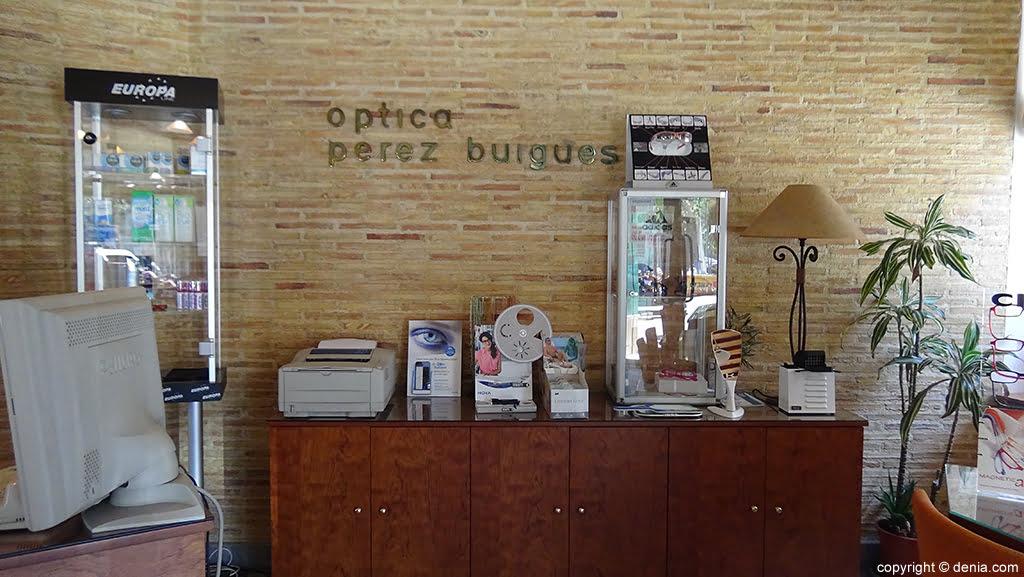 Productos Ópticas Pérez Buigues