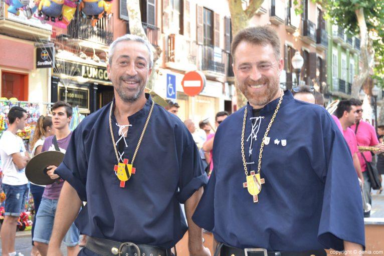 Fiestas de Dénia - Entraeta de moros y cristianos - Josele Maldonado