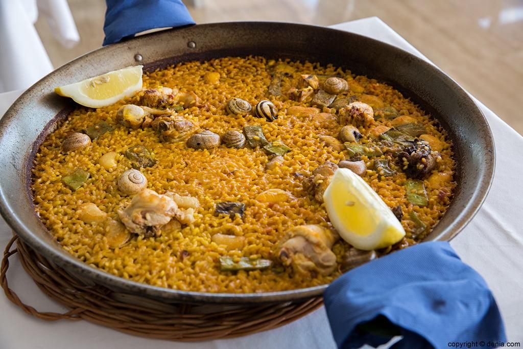 Arroz Restaurante Balandros