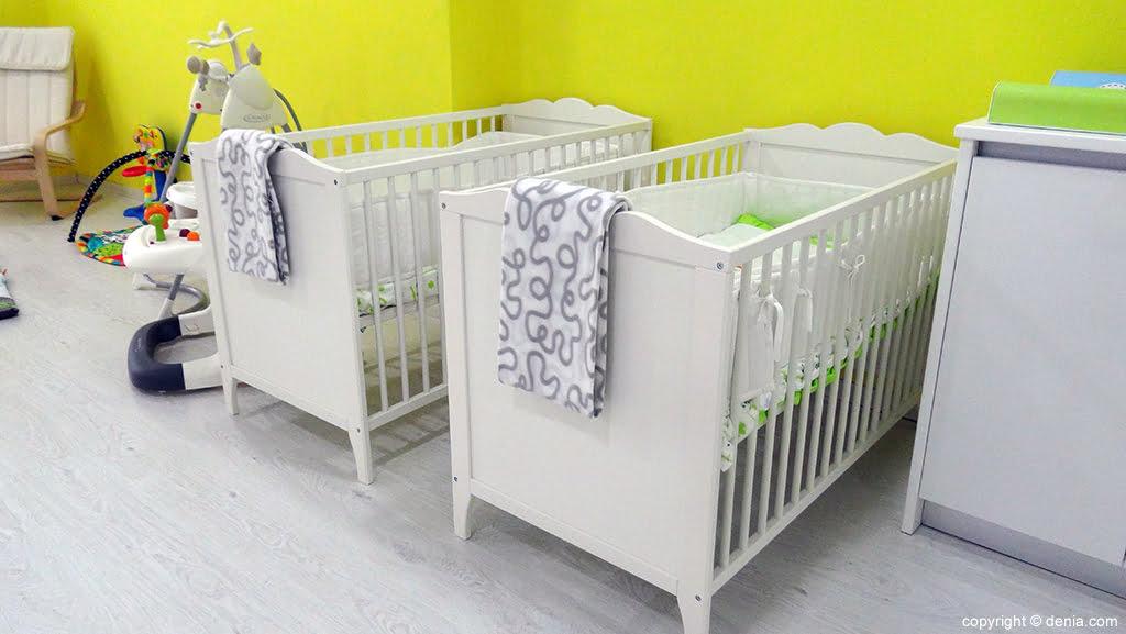 Aula bebés Bombonets