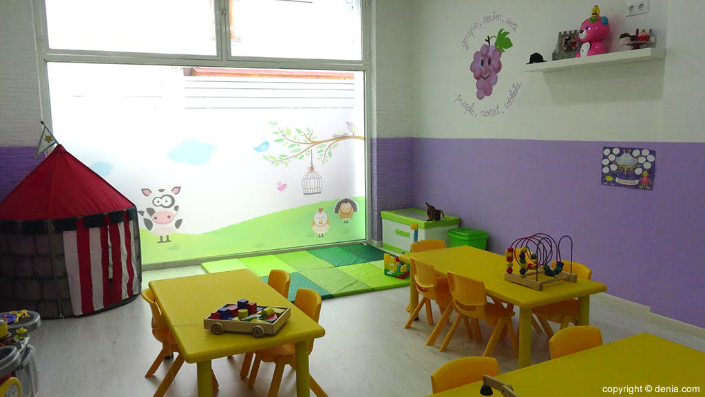 Grape classroom Bombonets
