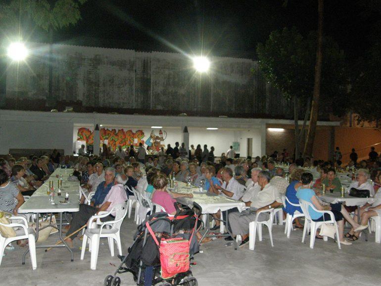 Dinner in La Xara