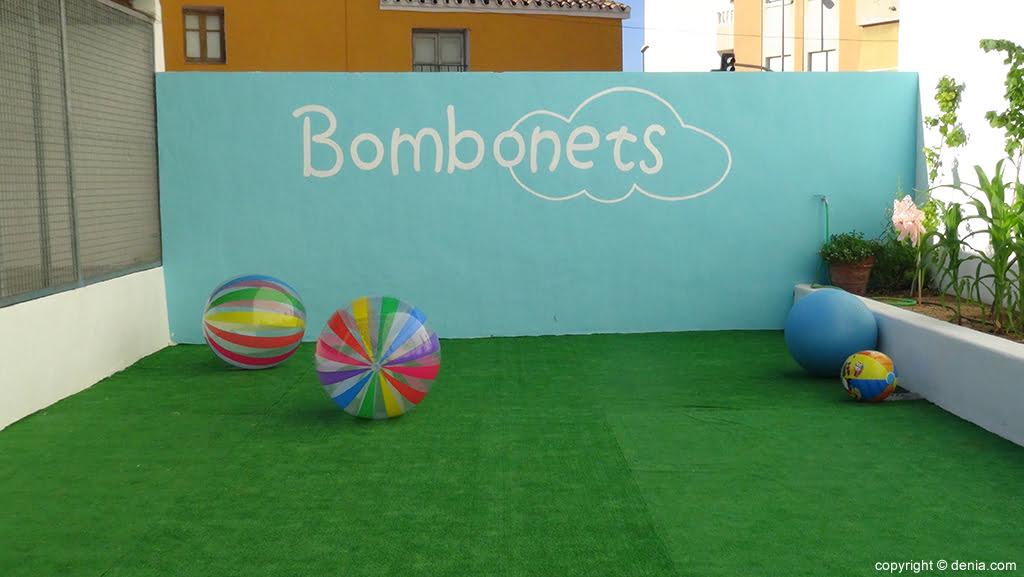 Lawn Bombonets