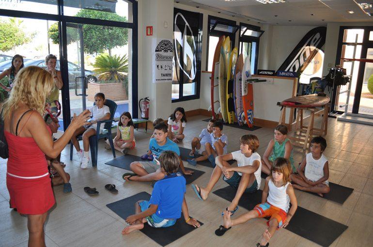 Talk at the Ocean Academy