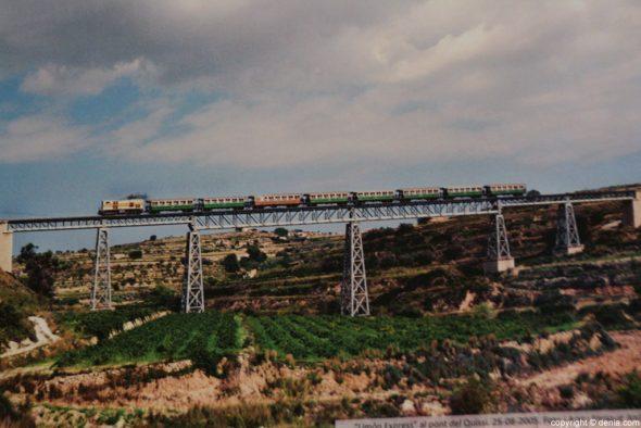Imágenes varias del paso del tren 3