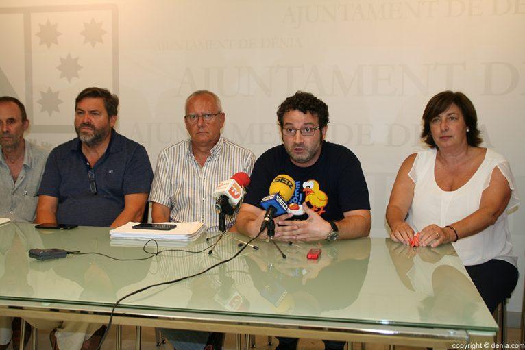 Oscar Mengual explica el pacto anti desahucios 2