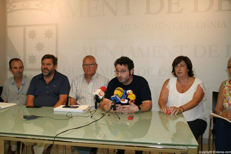 Oscar Mengual explica el pacto anti desahucios