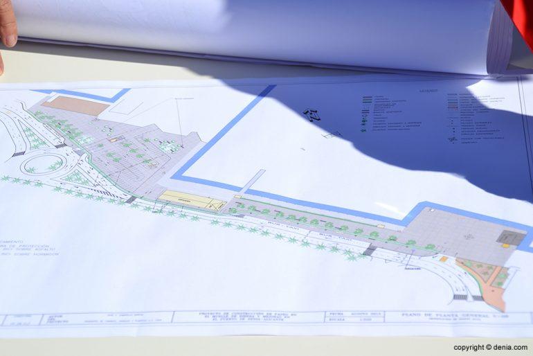 Plans port remodeling