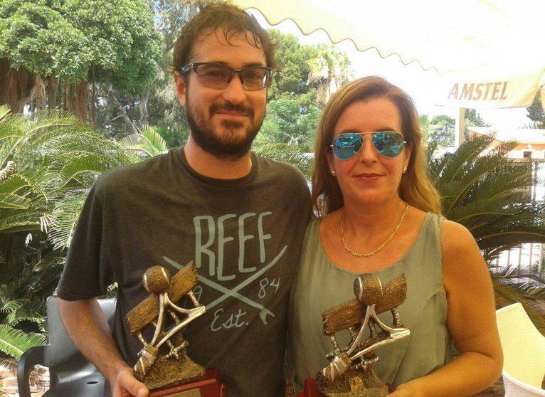 Quicoles Romany y María Attard vencedores de la IV Memorial Juan Periañez de Tenis