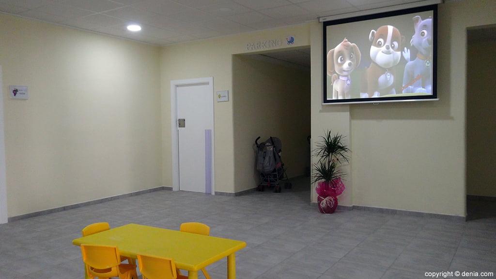 Bombonets room