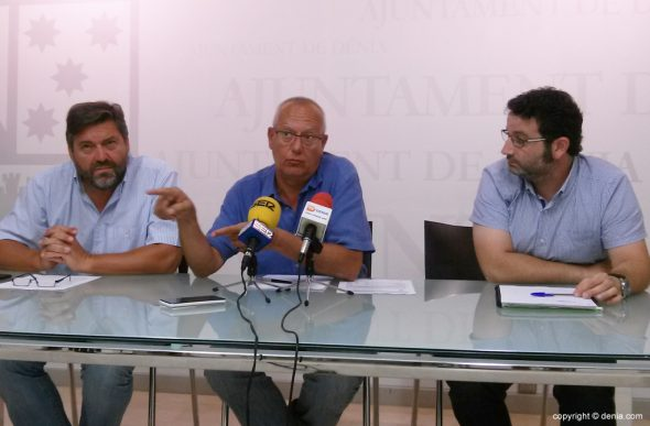 Vicent Grimalt habla sobre el ARRU de Les Roques