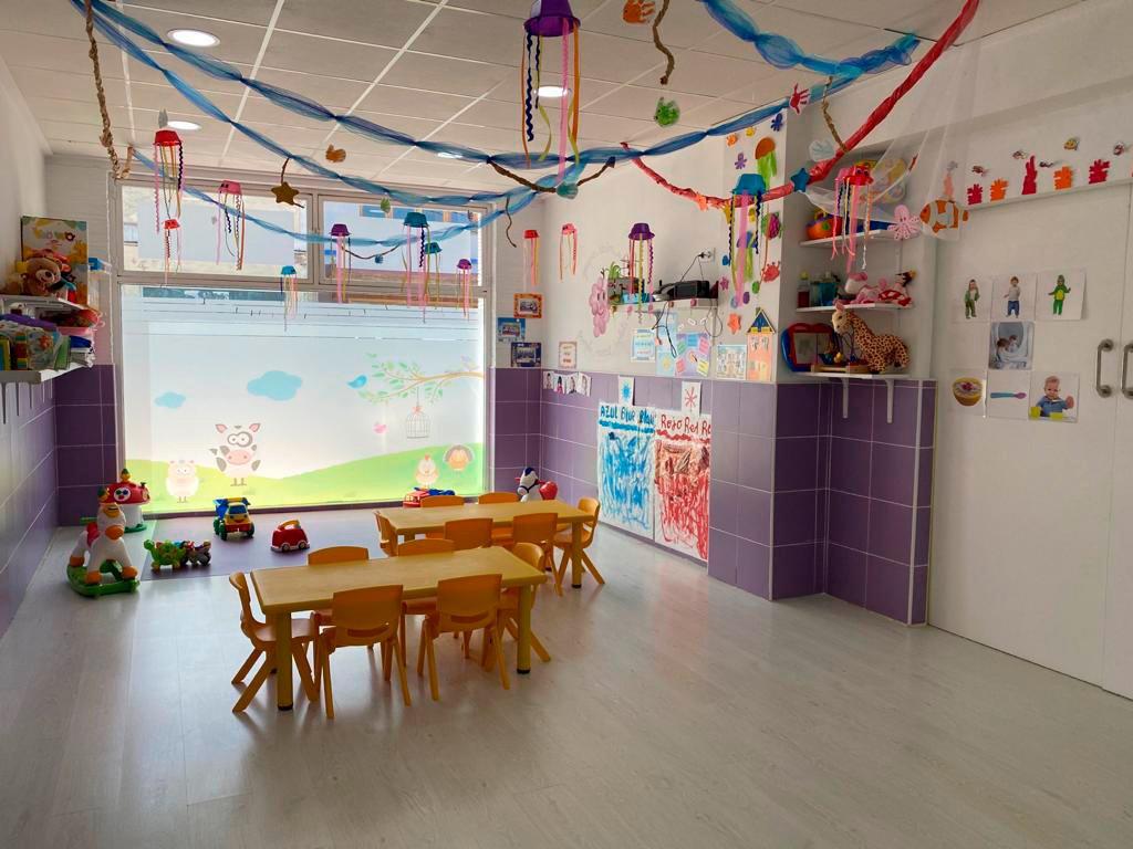 CEI Bombonets classroom