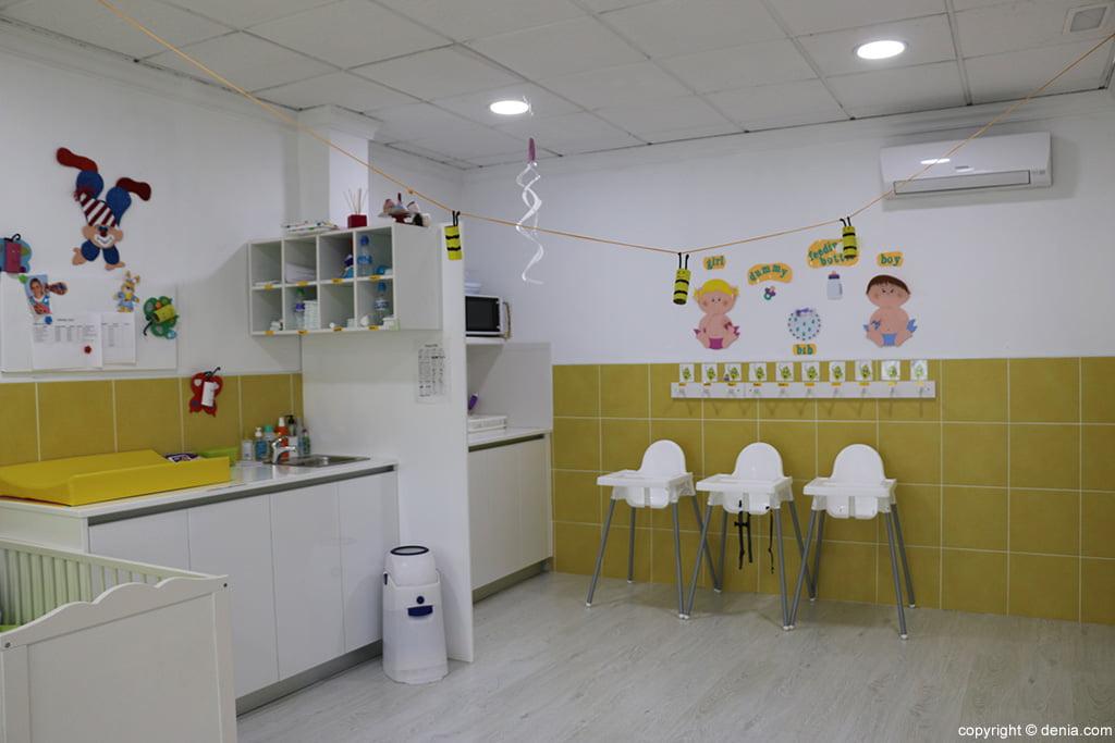 CEI Bombonets room