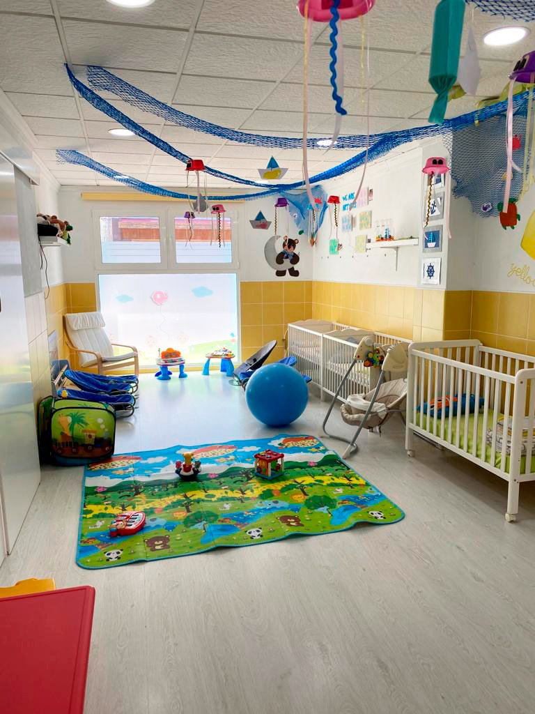 Baby center in Dénia - CEI Bombonets