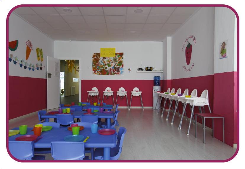 Dining room CEI Bombonets