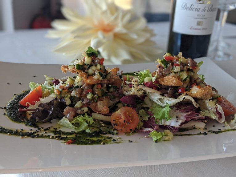 Comer en Restaurante Balandros