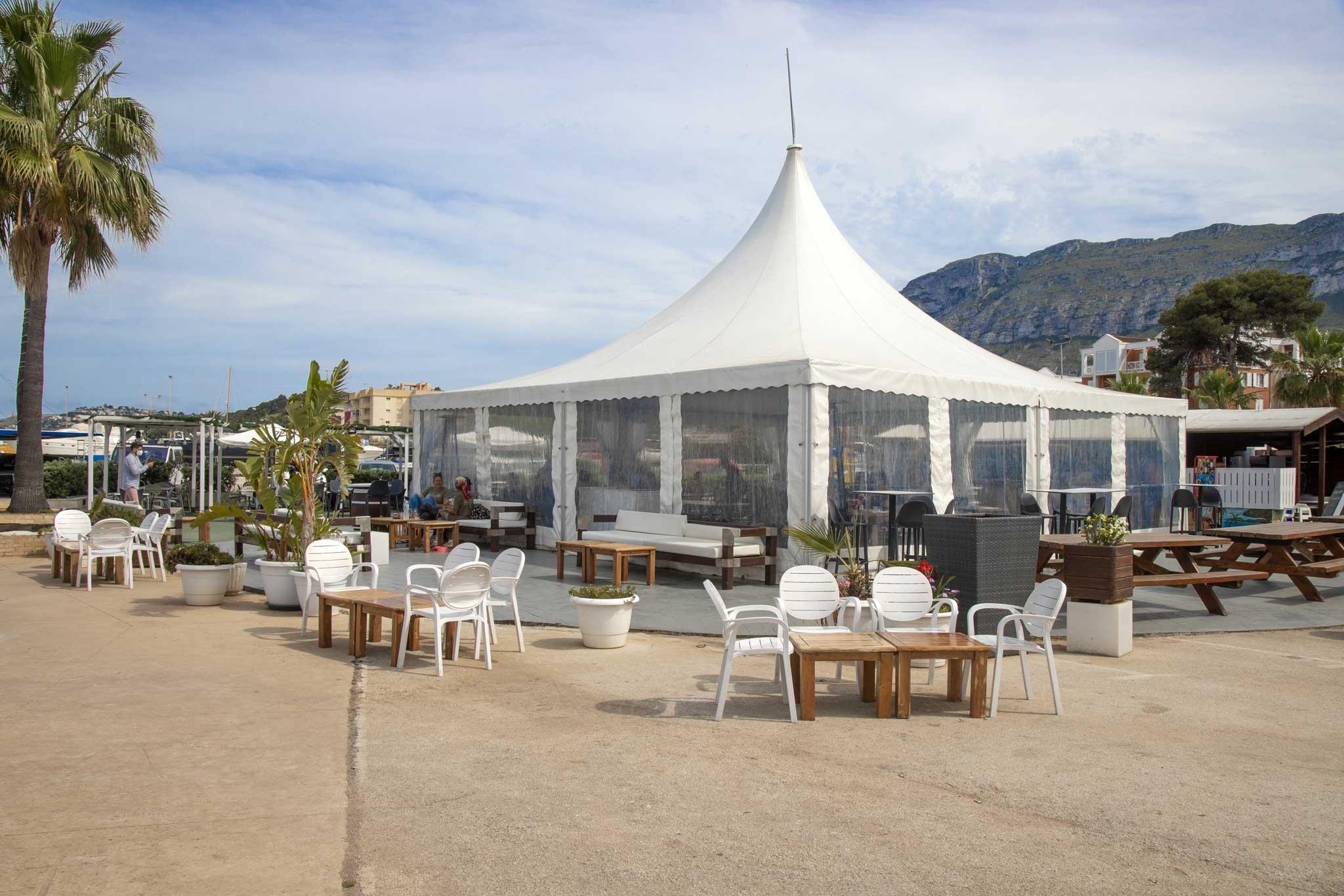 Comer viendo el mar en Denia – Restaurante Balandros