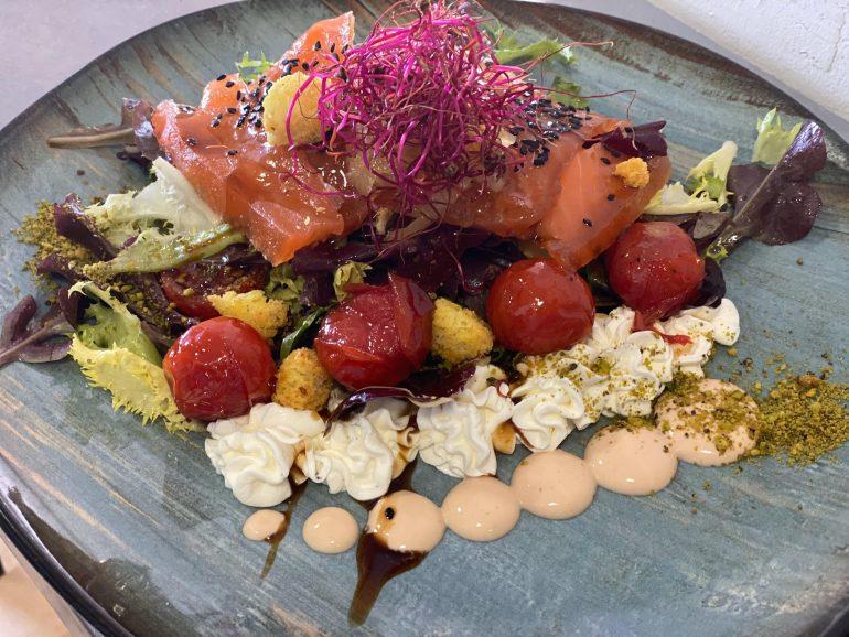 Deliciosos platos en Restaurante Balandros