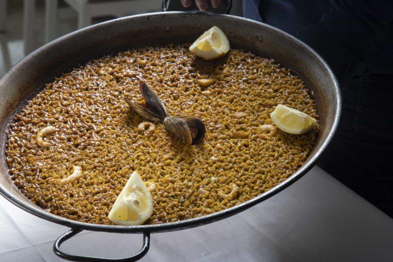 El mejor arroz de Denia - Restaurante Balandros