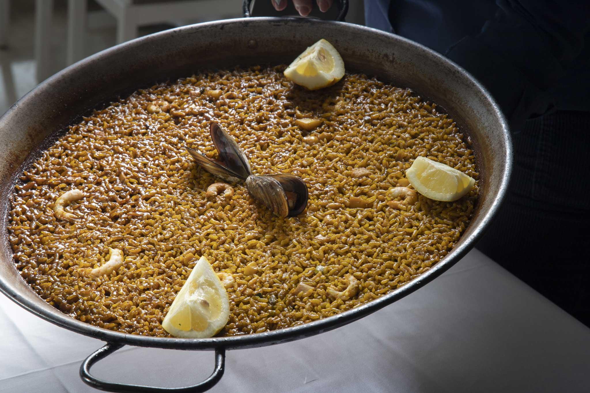 El mejor arroz de Denia – Restaurante Balandros