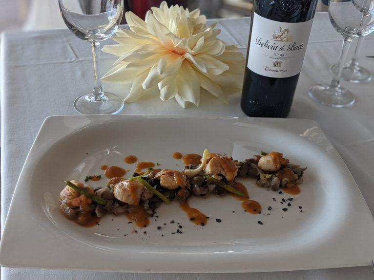 Elaboraciones en Restaurante Balandros