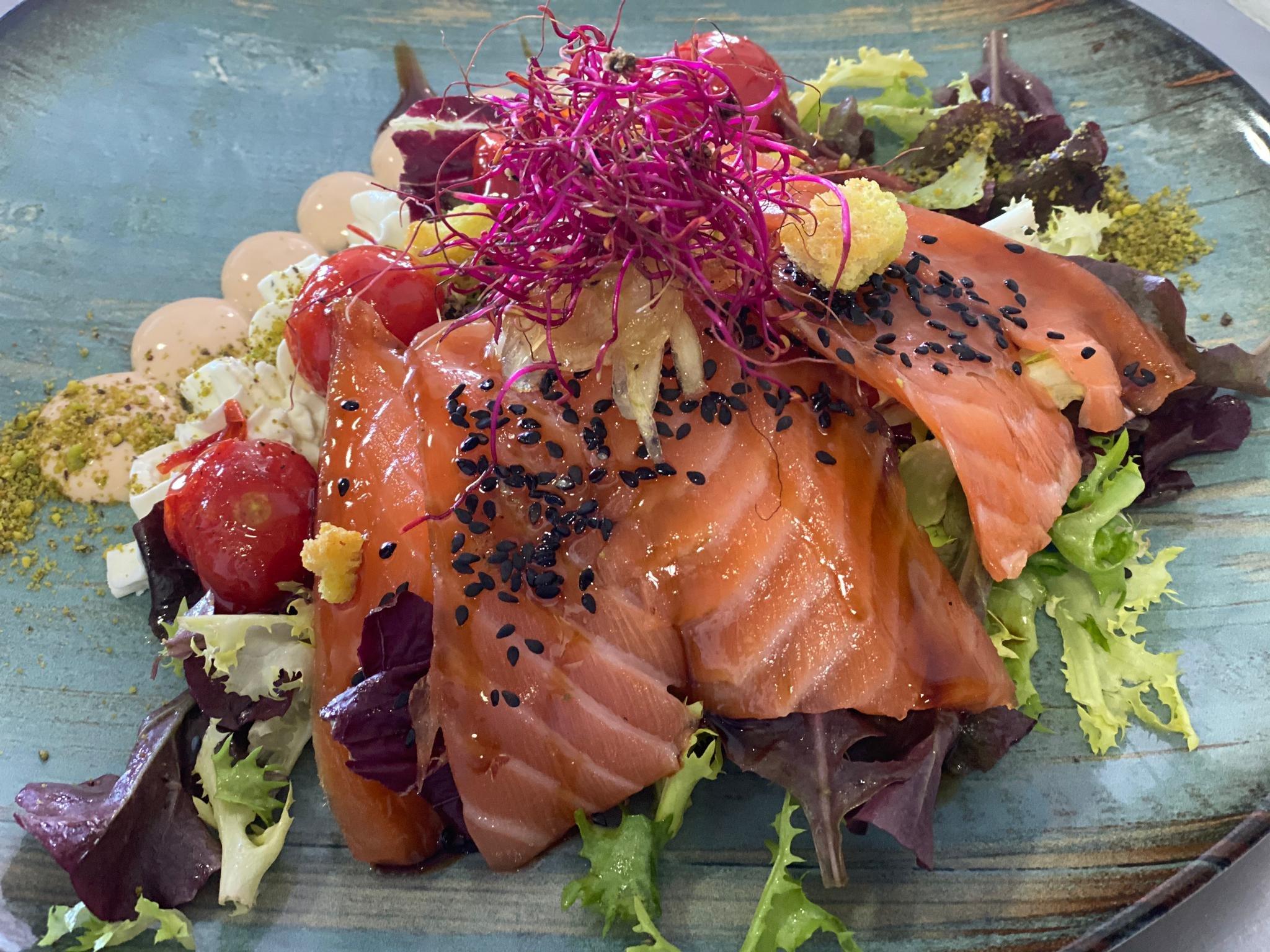 Exquisitos platos – Restaurante Balandros