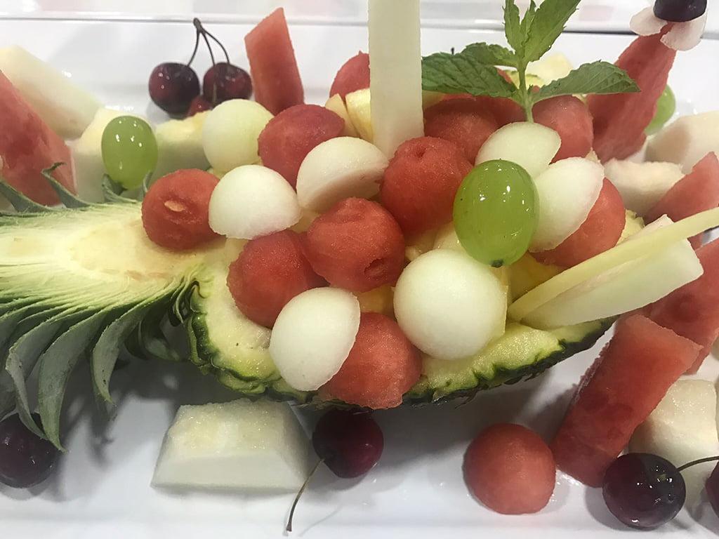 Fruta Restaurante Balandros