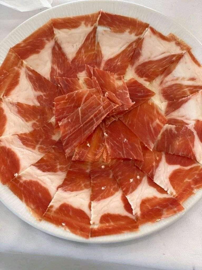 Jamon serrano - Restaurante Balandros