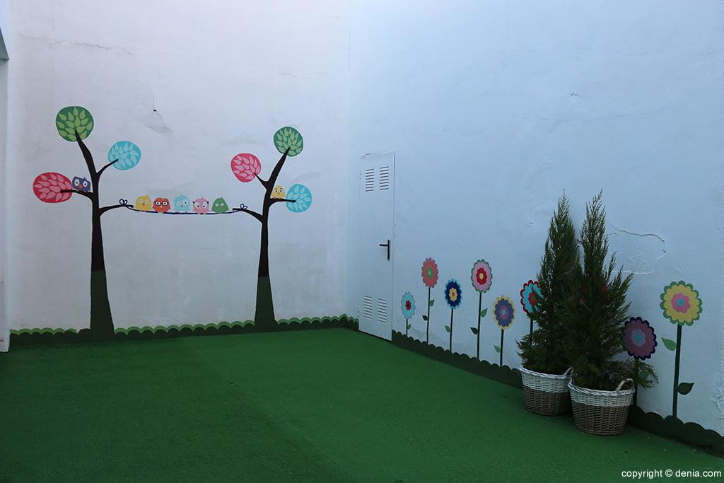 Jardin CEI Bombonets