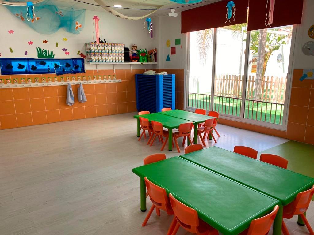 Classroom - CEI Bombonets