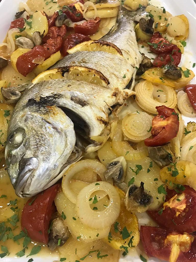 Pescado Restaurante Balandros
