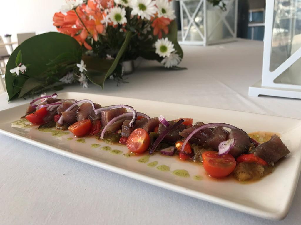 Plato de pescado Restaurante Balandros