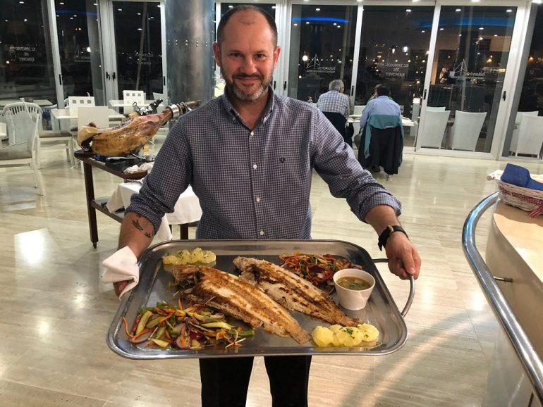 Plato Restaurante Balandros
