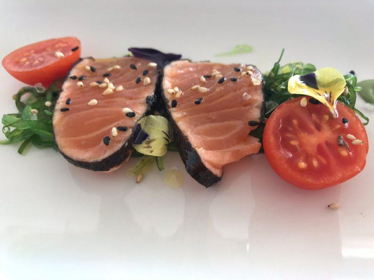 Restaurante Balandros pescado