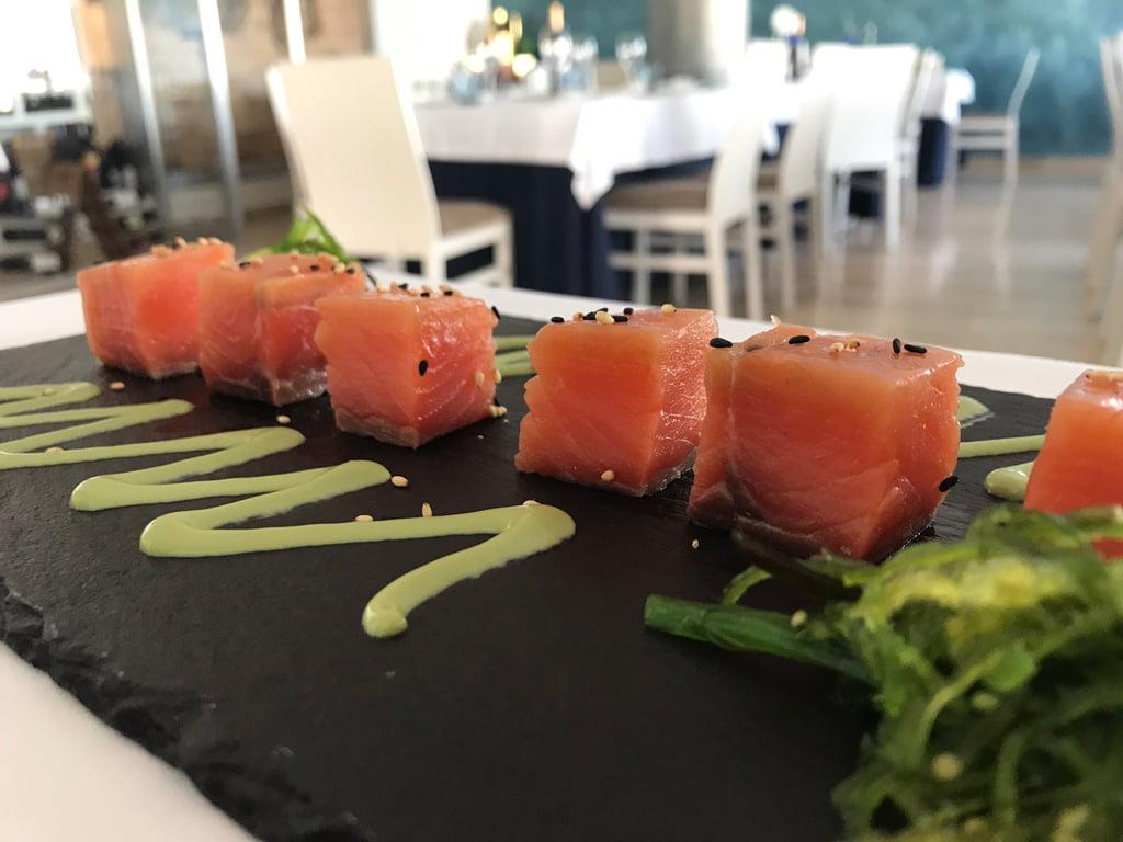 Tacos de pescado Restaurante Balandros
