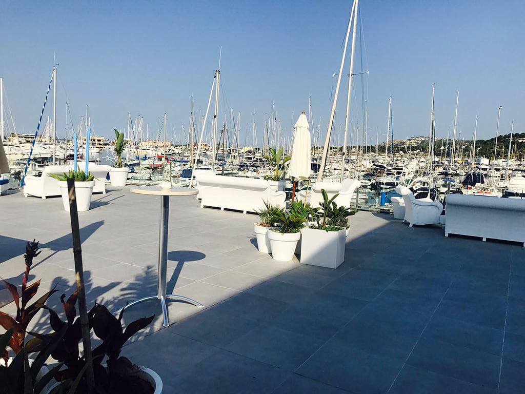 Terraza Restaurante Balandros