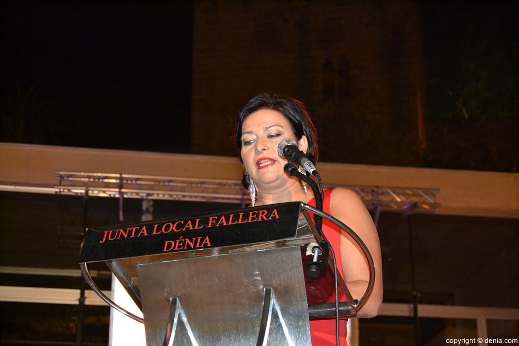 12 Presentación Falleras Mayores de Dénia 2016 - Tere Vallalta