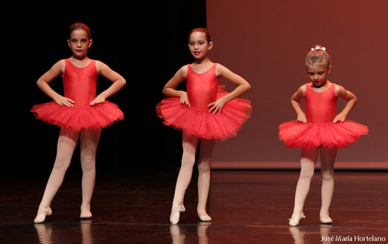 Actuación infantil Escola de Dansa Mª Ángeles Signes