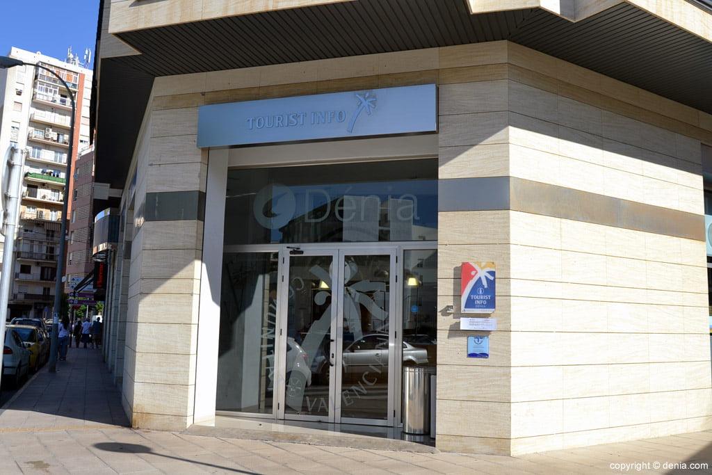 Actual oficina de turismo de d nia d for Oficina de turismo ronda