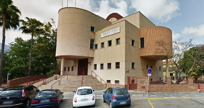 Public Health Center Jaume I