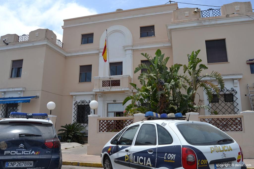 National Police Dénia
