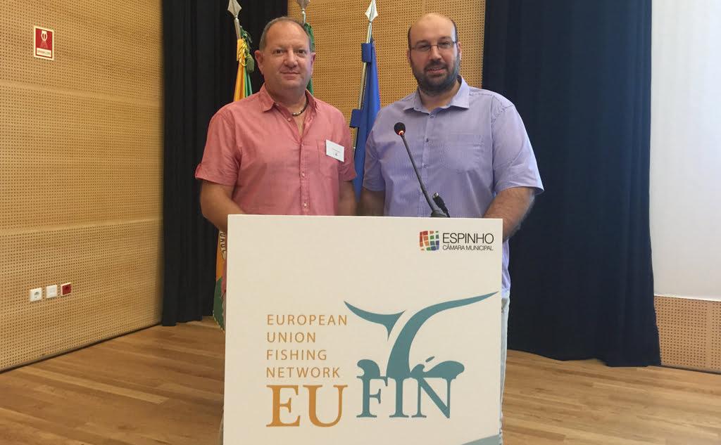 Fishing Contest in Portugal - Toni Martínez and Josep Crespo
