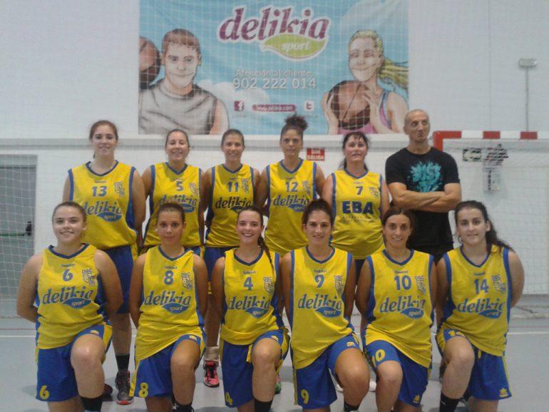 Senior Female Basketball Dénia