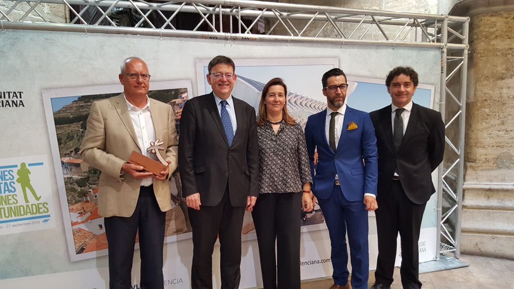 Dénia y Quique Dacosta son reconocidos en los premios Turismo de la Comunitat Valenciana