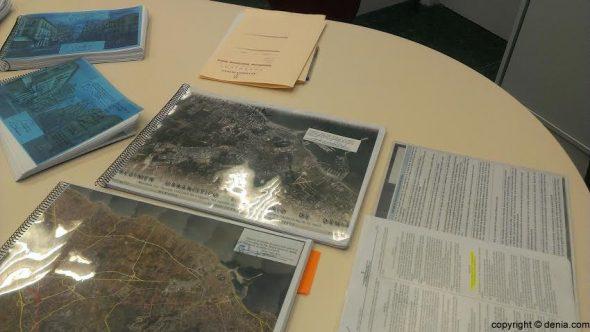 Documentación del antiguo PGE