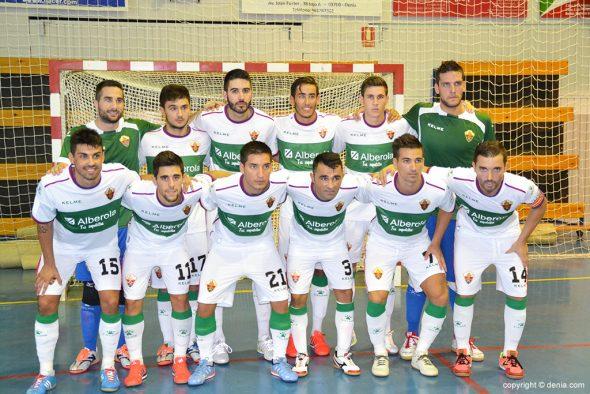Elche CF. Fútbol Sala