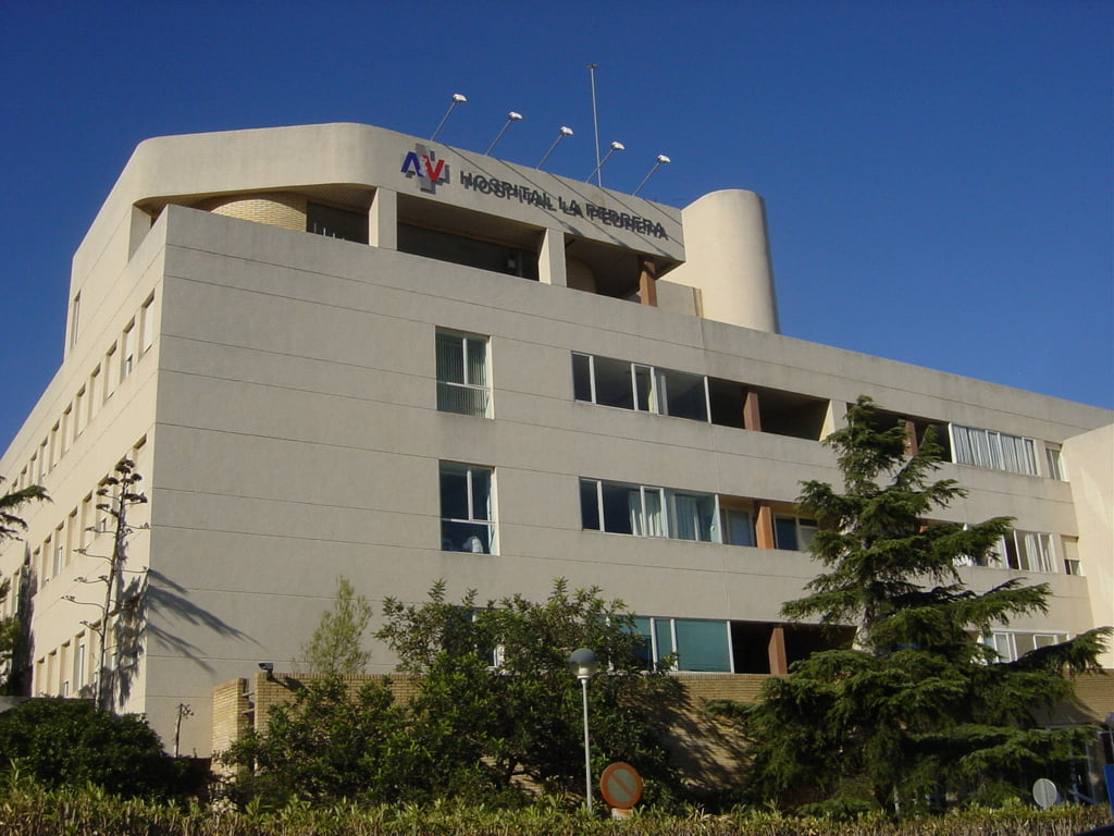 Hôpital La Pedrera