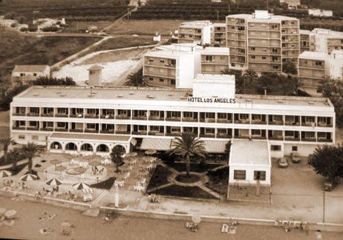 Hotel Los Angeles inicios